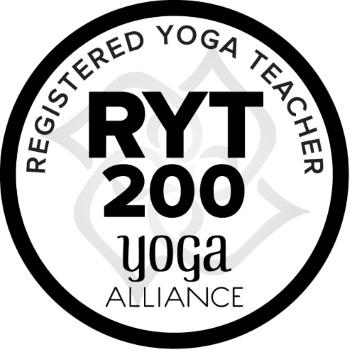 Yogaunterricht.