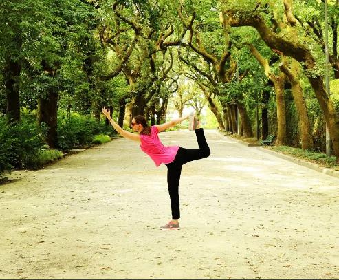 Mein Yoga-Weg.
